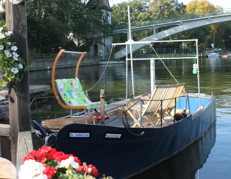 Filmschiff SMS Solarboot turmfalk